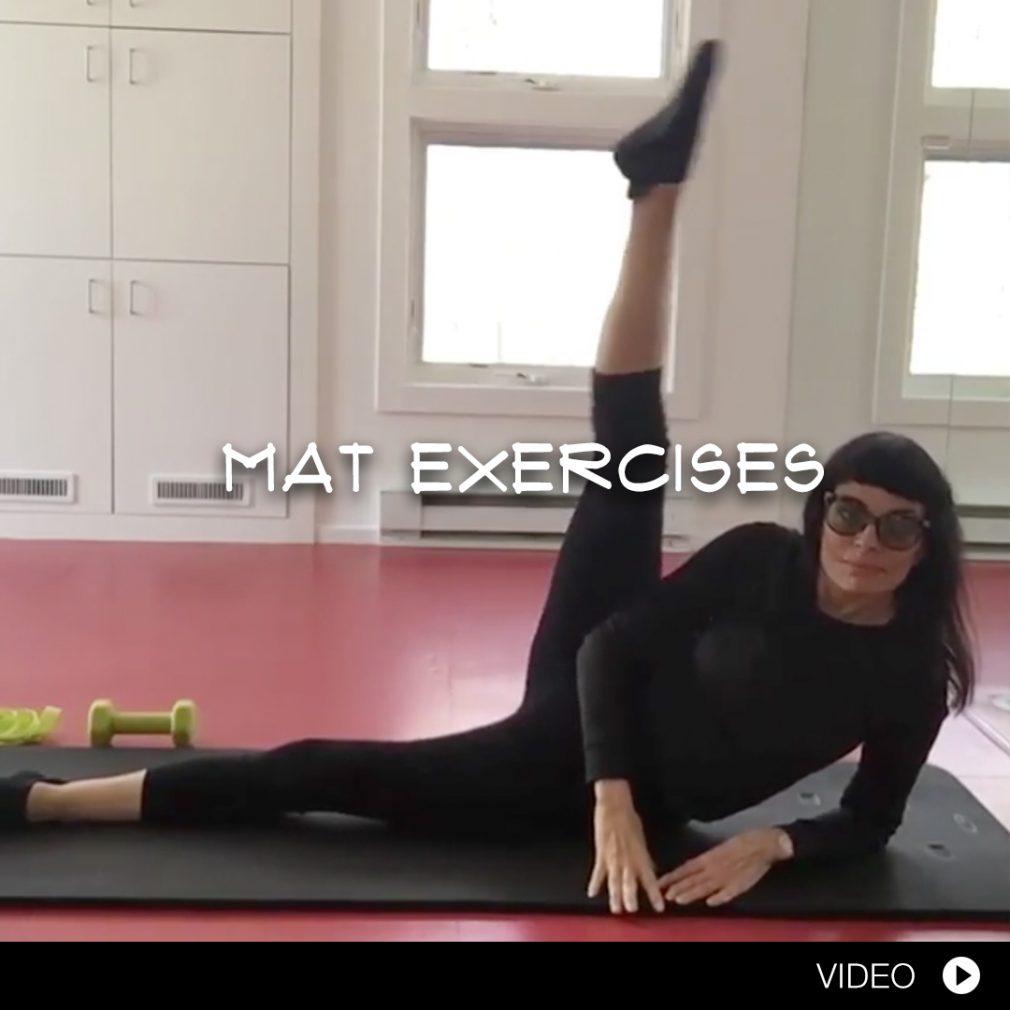 MAT EXERCISES