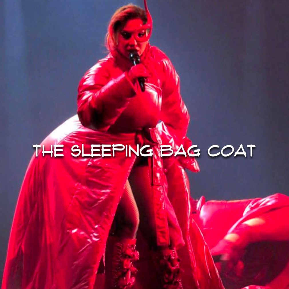 THE SLEEPING BAG COAT